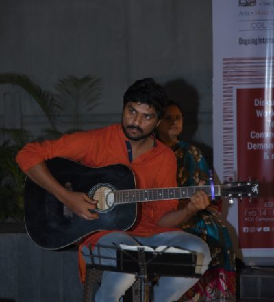 Infinity Project Live Music Performance by Munaf Luhar