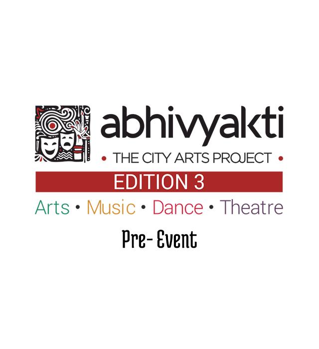 Abhivyakti Pre event