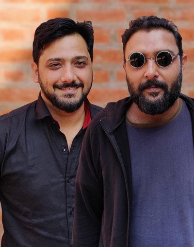 Anuj Anjaria & Siddhartha Kararwal