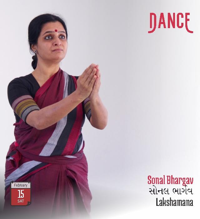 Lakshamana on 15 Feb by Sonal Bhargav