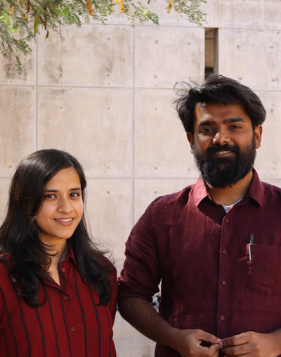 Sarvesh Singh & Alisha Raman