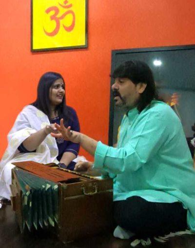 Matang Parikh & Radhika Parikh
