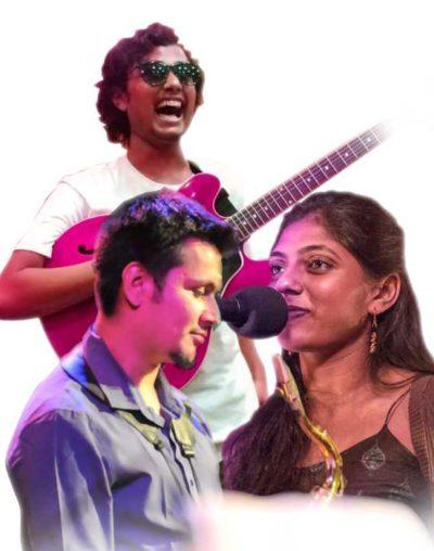 Meera Desai, Shankar Iyer, Harmish Joshi