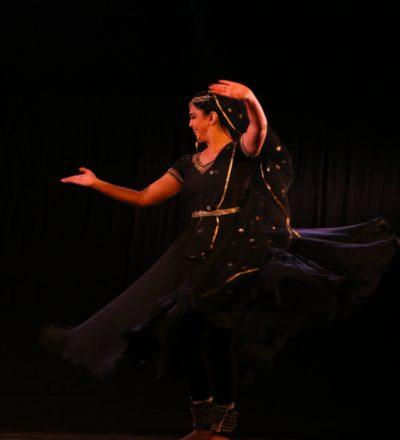 Rage and beyond Iravati's Gandhari