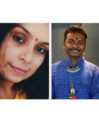 Tilak Kori & Sonal Solanki